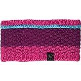 Buff Womens Knitted /& Polar One Size Fizz Pink Honeysuckle Headband