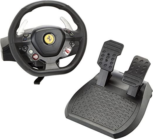 Thrustmaster Ferrari 458 Italia Amazon De Computer Zubehör