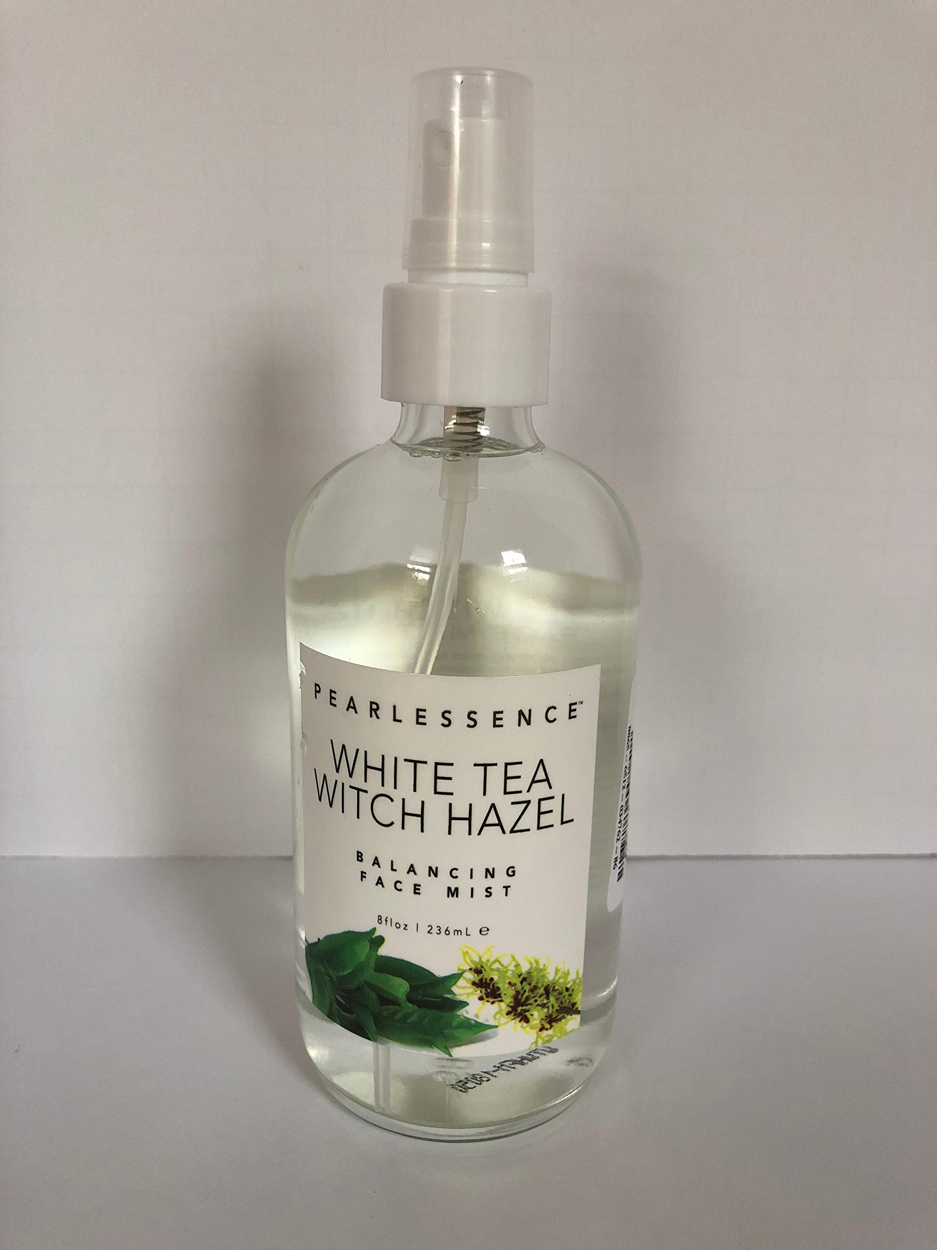 Pearlessence White Tea Witch Hazel Balancing Face Mist 8 Fl Oz