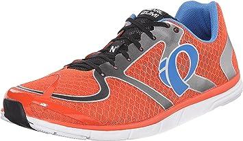 Pearl Izumi E:Motion Road N 0 V2 running shoe Orange / White ...