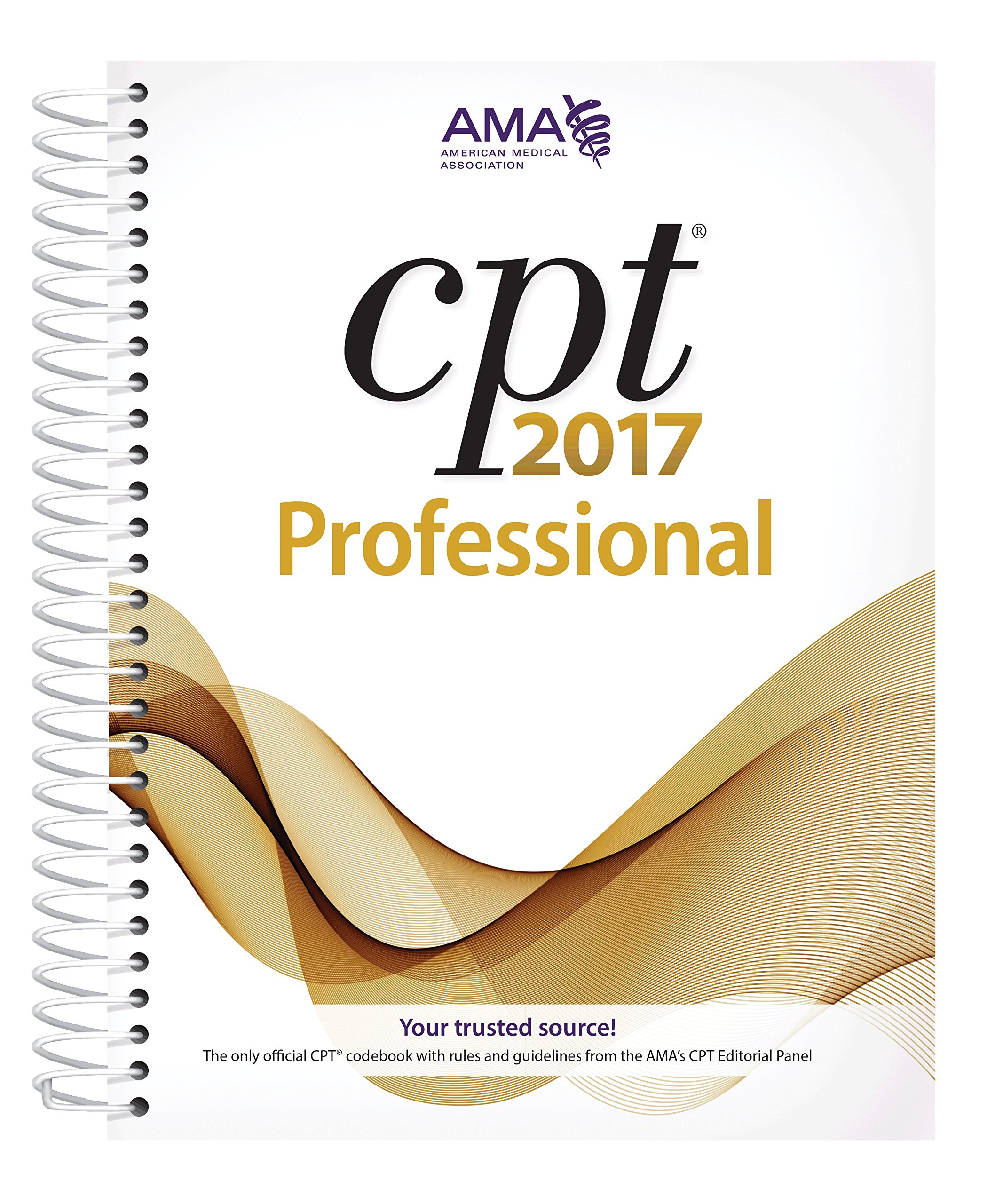 CPT 2017 Professional Edition (CPT/Current Procedural Terminology (Professional Edition)) by American Medical Association
