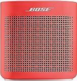 Bose SoundLink Color Bluetooth speaker II ポータブルワイヤレススピーカー コーラルレッド【国内正規品】