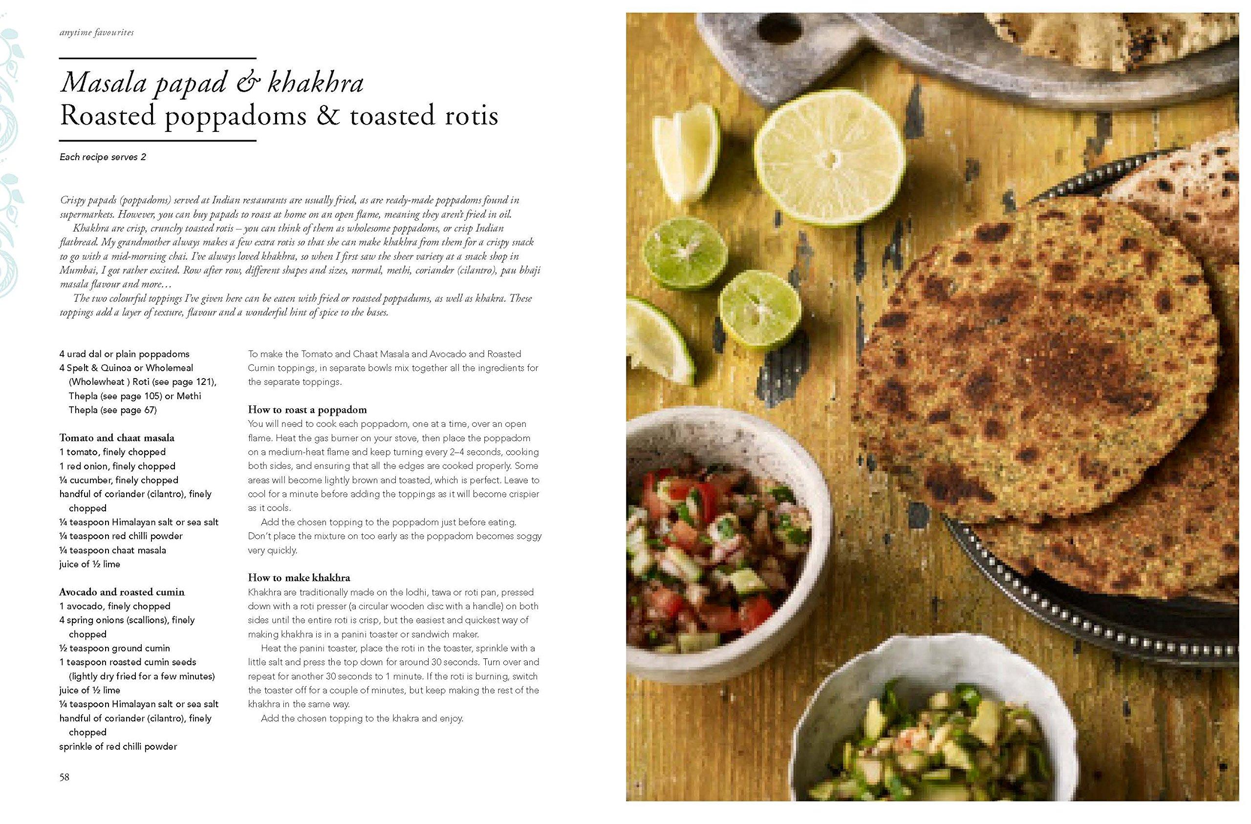 Saffron Soul: Healthy, Vegetarian Heritage Recipes From India: Mira Manek:  9781911127185: Amazon: Books