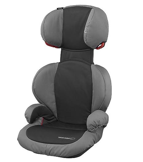 Silla de coche para ni/ños alzador ligero de respaldo alto B/éb/é Confort Rodi AirProtect 15-36 kg color marr/ón 3.5-12 a/ños