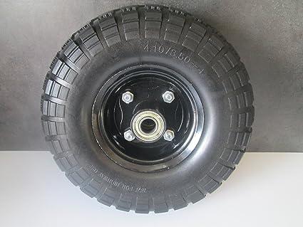 Dos ruedas Increvables eje 16 mm