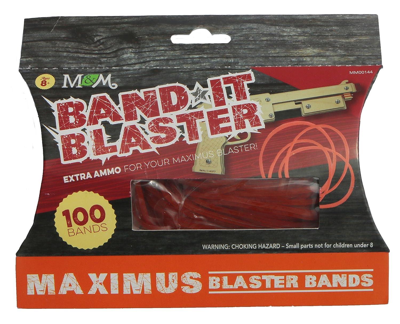 Red M/&M Sales Enterprises Inc MM00144 M /& M Sales Enterprises Bandit Blaster Maximus Bonus Ammo