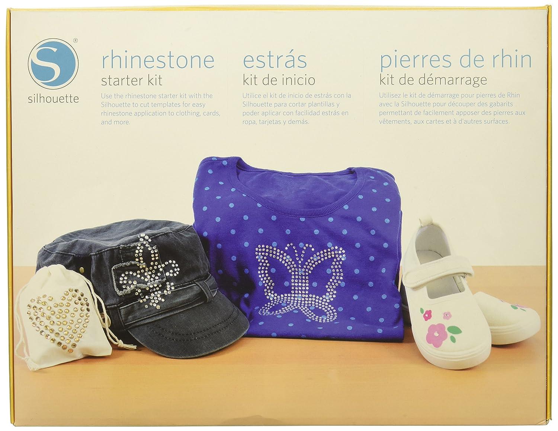 Amazon Silhouette Kit Rhine Rhinestone Starter Kit