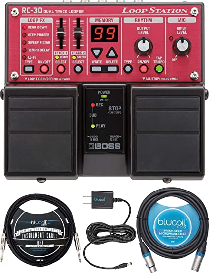 Netzteil Boss RC-30 Dual Loop Station Pedal