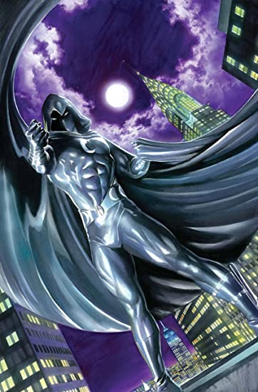 Amazon.com: Vengeance of Moon Knight BY Alex Ross Poster (Size 24 ...