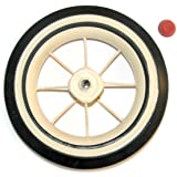 Radio Flyer Tricycle Replacement Rear Wheel/Tire (Fits Models 33 34 34B 34T)