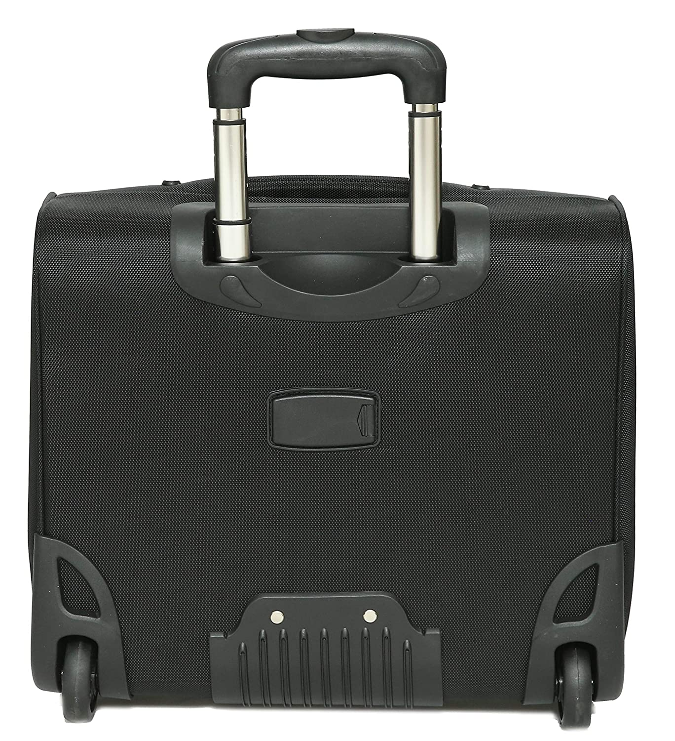 "New 17/"" 4 Wheel Laptop Bag Trolley Cabin Business Briefcase Travel Luggage 4116"