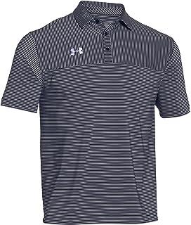 0d683f20 Amazon.com: Under Armour Men's Tech Polo: Clothing