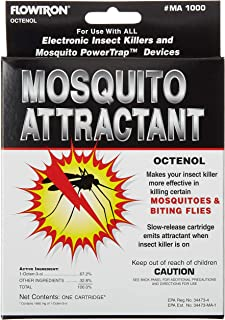 product image for Flowtron MA-1000 Octenol Mosquito Attractant Cartridge