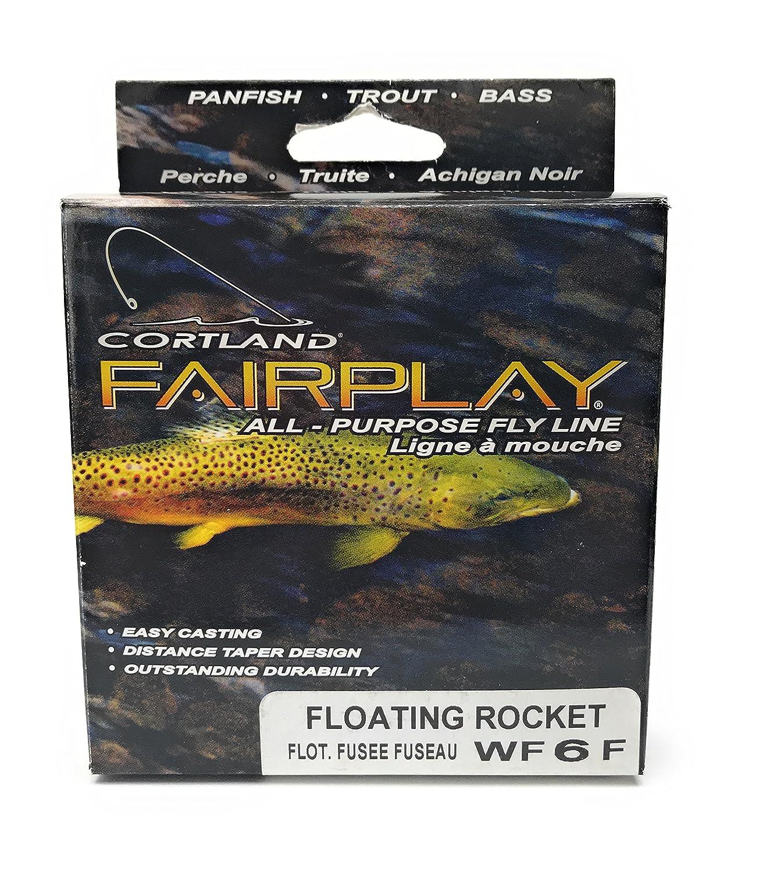 【30%OFF】 CortlandフライラインFairplayフローティング オレンジ WF4F B07BWDJF1N オレンジ WF4F B07BWDJF1N, clover(クローバー):0abefb2e --- a0267596.xsph.ru