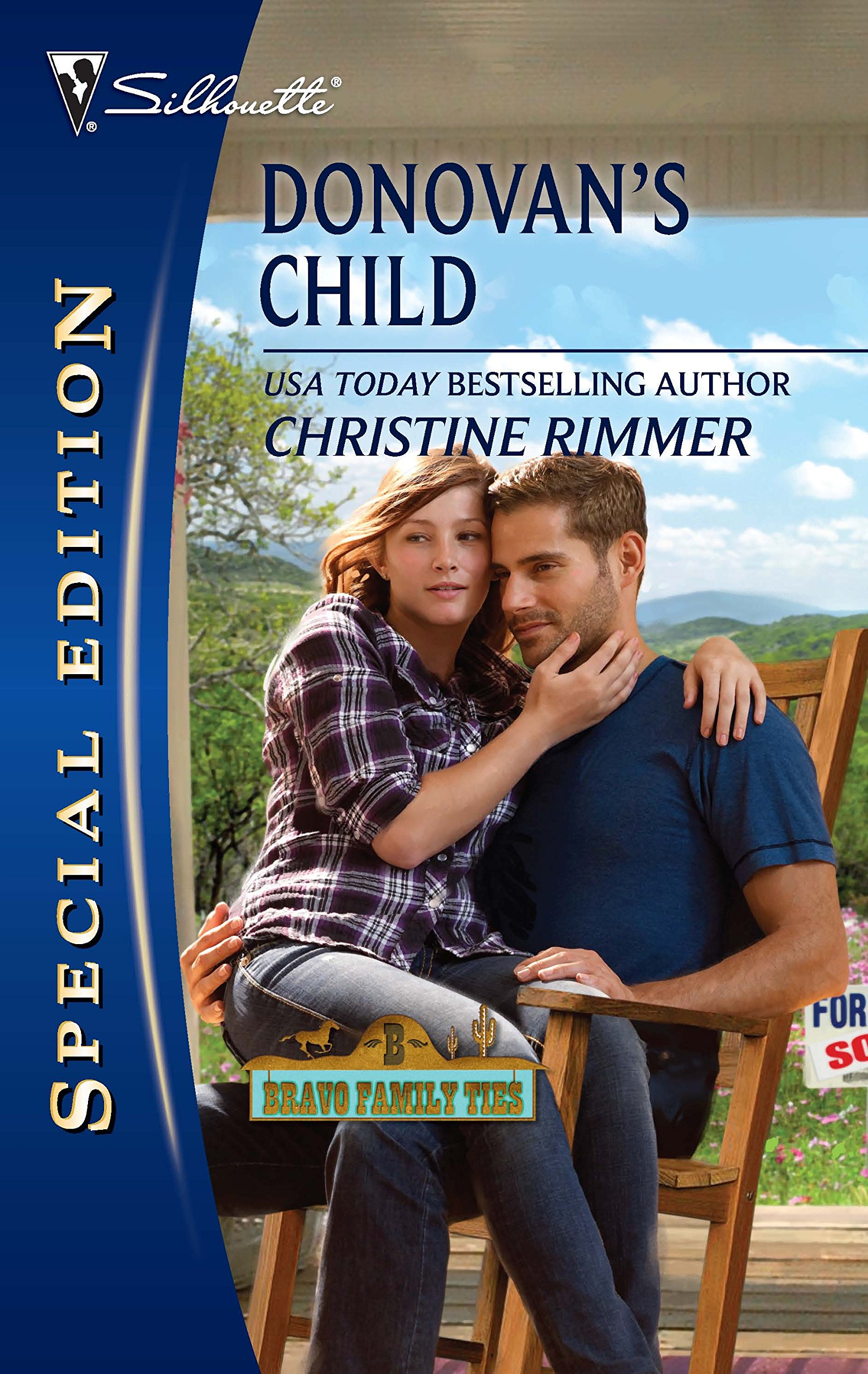 Read Online Donovan's Child (Silhouette Special Edition) ebook