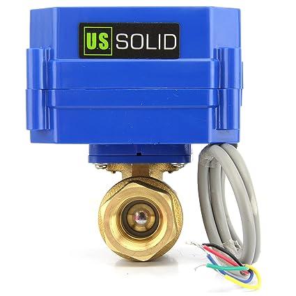 amazon com motorized ball valve 1 2\