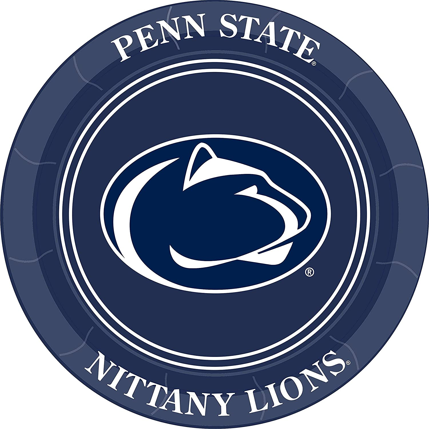 Serves 16 48 Pieces Westrick Penn State Nittany Lions Party Supplies