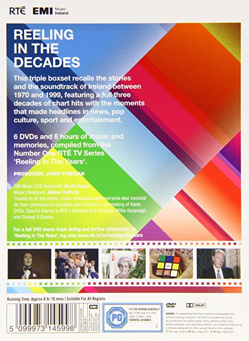 Amazon com: Reeling in the Decades / Various: Movies & TV