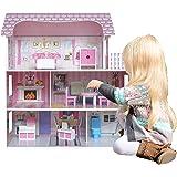 Kiddi Style DH-LV9017 Dollshouse