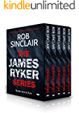 The James Ryker Series: books 1 - 5