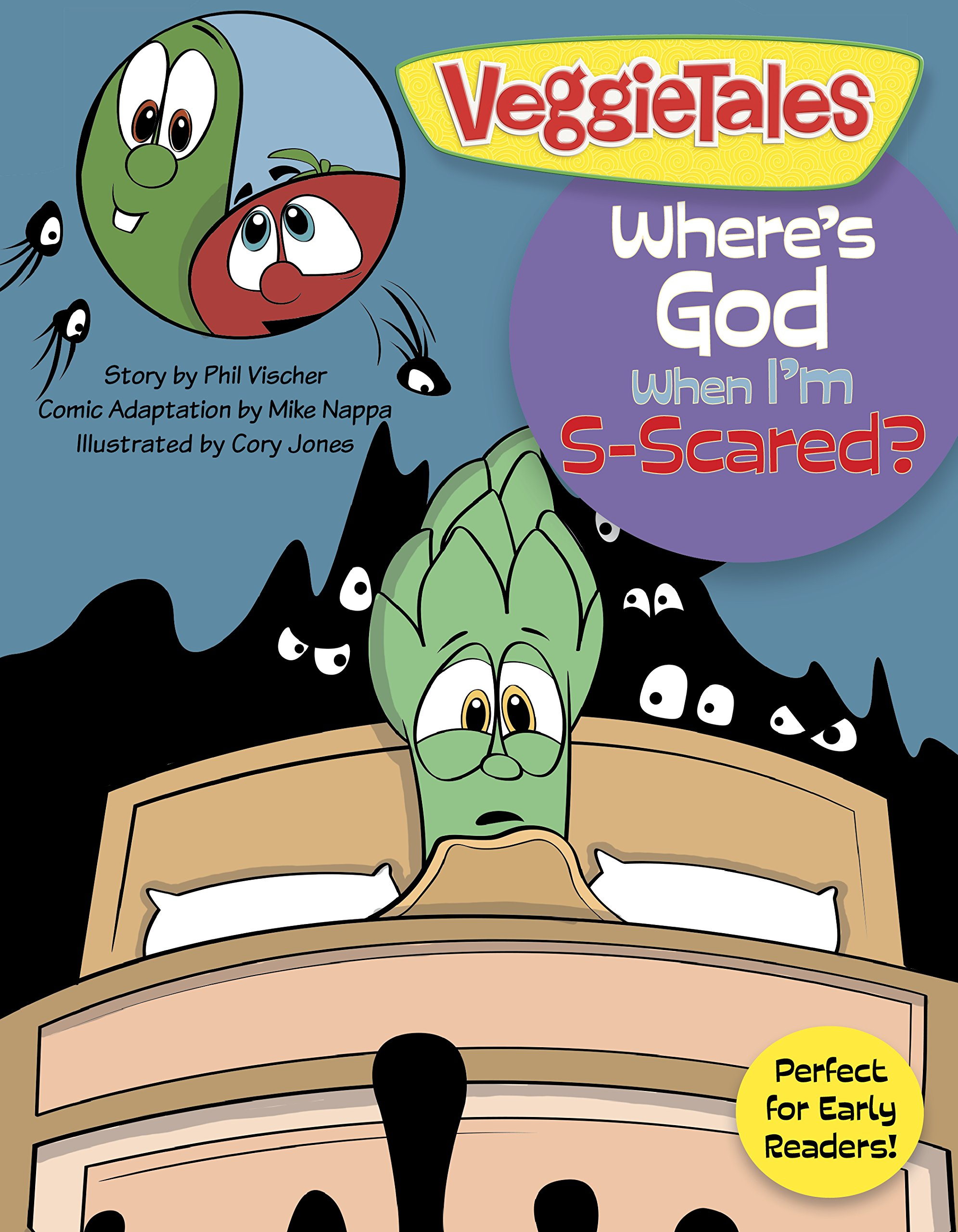 Read Online Where's God When I'm S-Scared? (VeggieTales) pdf epub