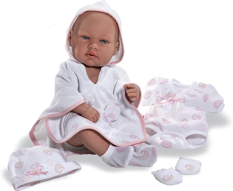 Amazon Es Muñecas Arias Muñeco Real Baby Elegance Multicolor 42 Cm 65174 0 Color Modelo Surtido Juguetes Y Juegos