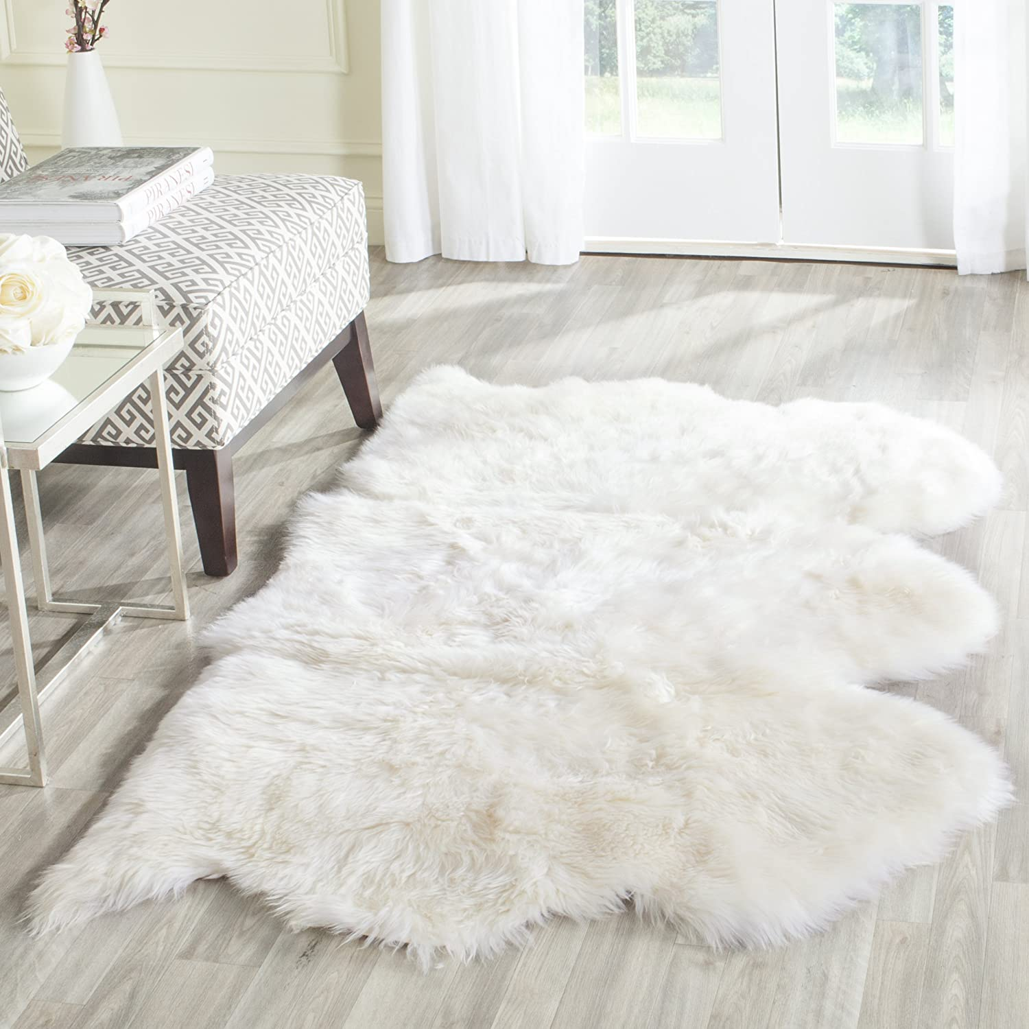 for shag design tufted interior fur furry bench co nongzi decorating floor ideas rug curtains beautiful brown rugs zoom r and round also white beige home plus ottoman