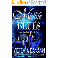 Midlife Blues: A Paranormal Women's Fiction Novel (Not Too Late Book 2) book cover