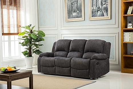 Lovesofas Lazy Boy Valencia – sillón reclinable de 3, 2 y 1 ...