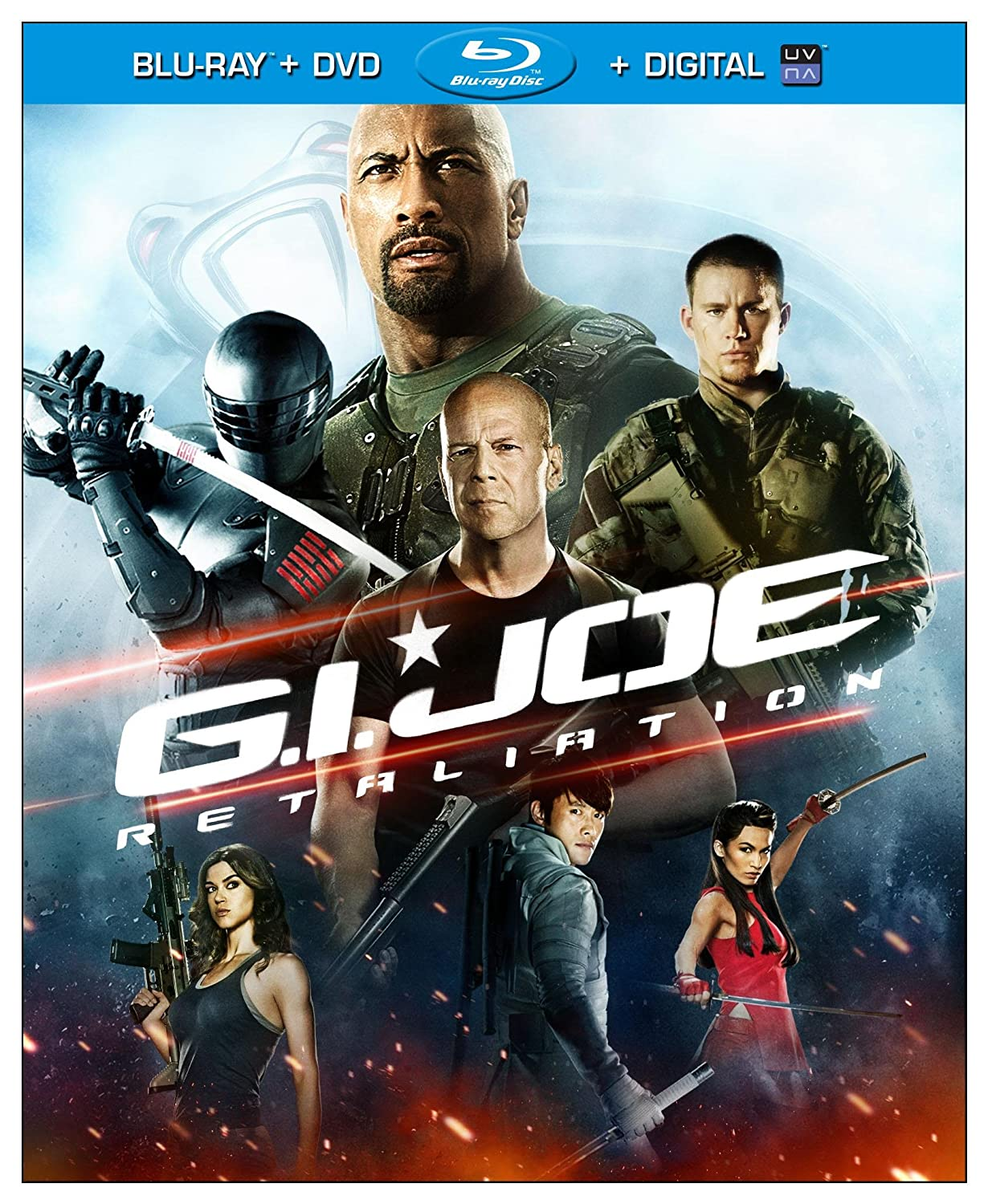 G.I. Joe Retaliation (2013) Extended Dual Audio Hindi 400MB BluRay 480p ESubs