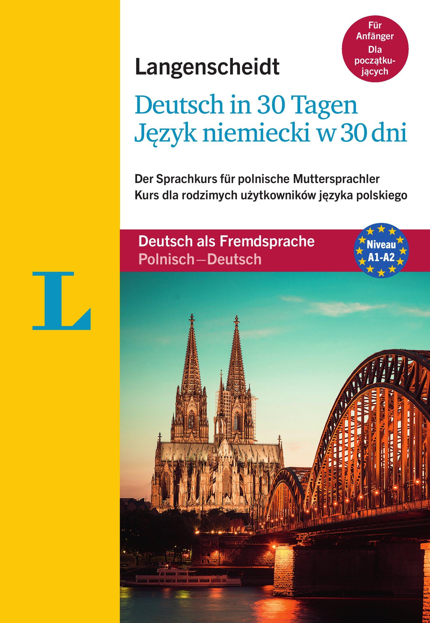 Langenscheidt Deutsch in 30 Tagen - Sprachkurs mit Buch und Audio-CD ...
