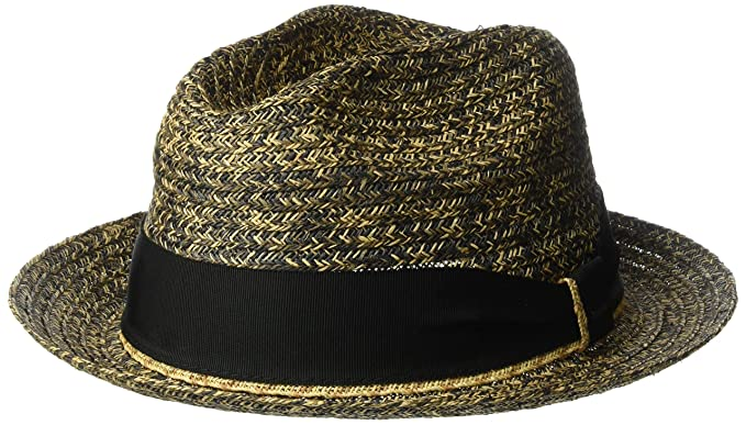 Bailey Mens Mannes Braided Fedora Trilby Hat