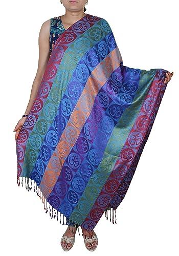 modo delle donne om modellato stola - moda a mano sciarpa accessorio-214 x 76 cm