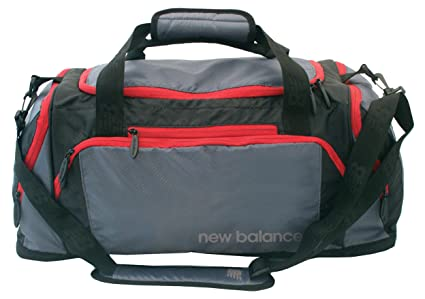 Amazon.com  New Balance Performance Duffel Bag 32888ac1a0f