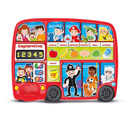 3 opinioni per Clementoni 12064- My English Bus