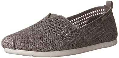 7524258f47a Bobs by Skechers Plush Lite-Be Cool Synthétique Espadrille  Amazon ...
