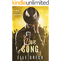 Love Song: An LA Rock Star Romance book cover