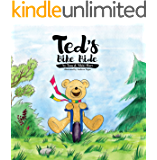 Ted's Bike Ride - A Fun Rhyming Children's Picture Book For Kids Aged 2-6 Years: Learn (Phonic) Animal Noises with Ted as He Cycles Around the Countryside