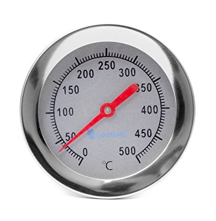 Termometro para horno de pizza, horno de piedra 500°C
