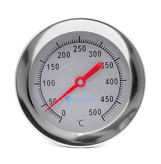Compra Termometro para horno de pizza, horno de piedra 500°C en ...