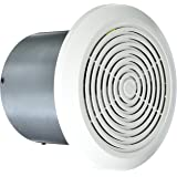Broan Nutone 505 Exhaust Fan White Vertical Discharge
