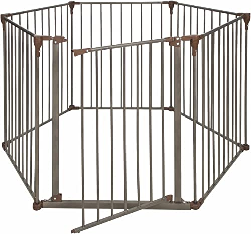 Crown Pet Products Convertible Pet Yard Gate