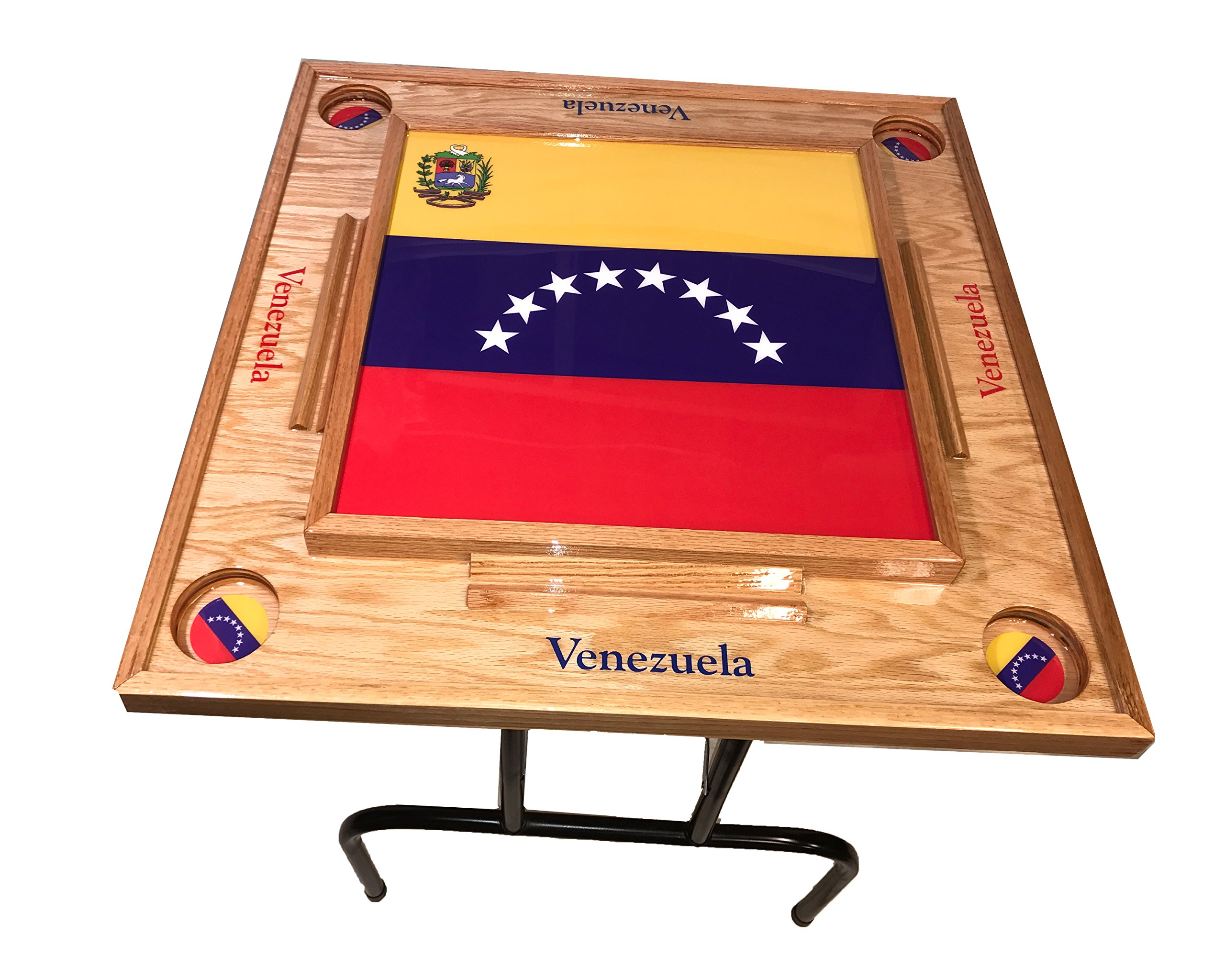 Venezuela Domino Table the full Flag by latinos r us