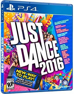 Just Dance 2016 - PlayStation 4 - Standard Edition