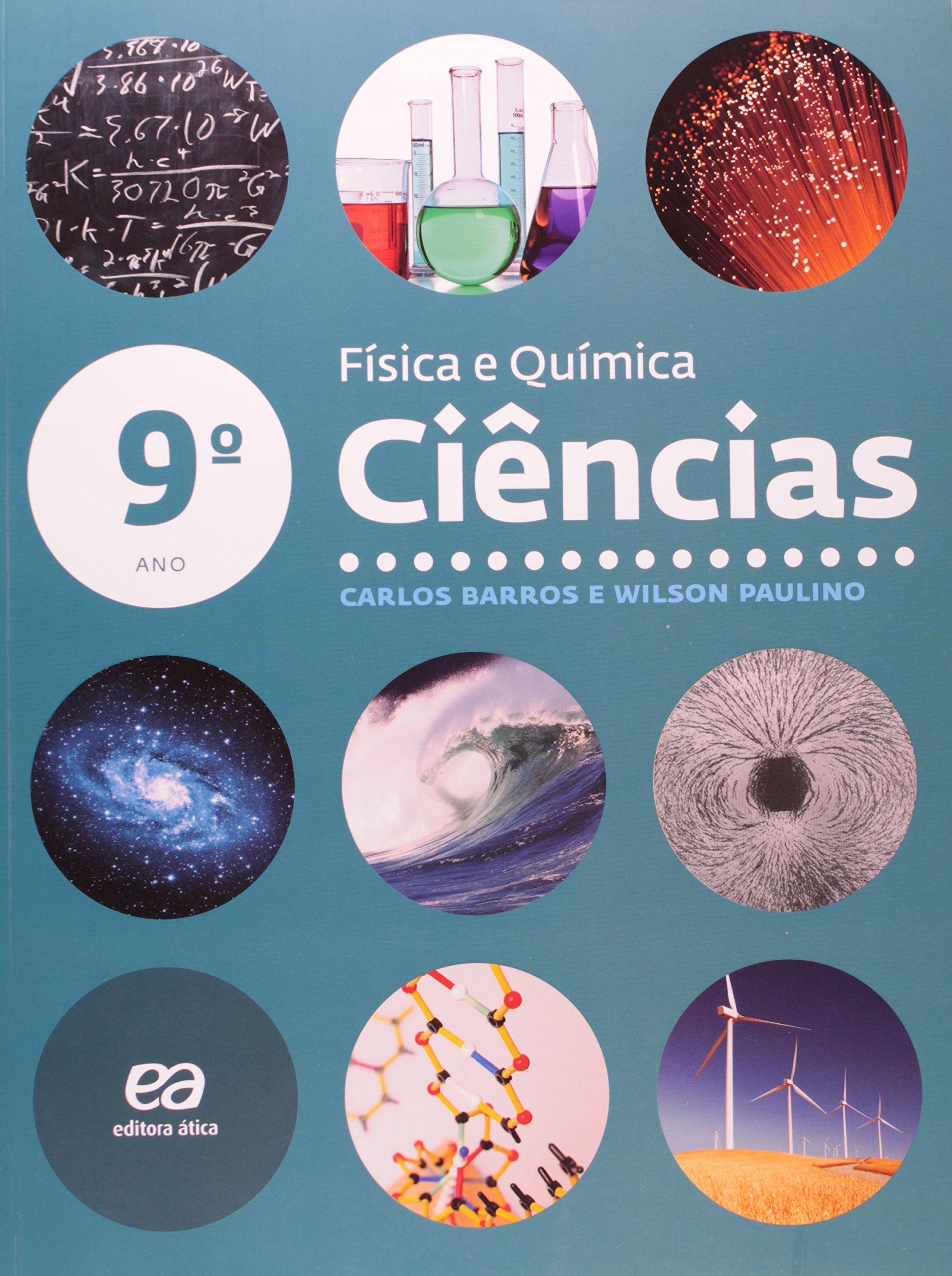 Download Ciencias Fisicas e Quimica - 9_ Ano pdf epub