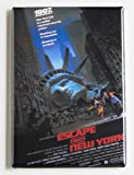 Escape from New York Movie Poster Fridge Magnet (2 x 3 inches)