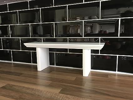 Kitchen Organiser Shelf For Worktop Which Is Free Standing 25mm