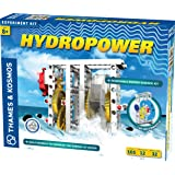 Thames & Kosmos Hydropower Science Kit | 12 Stem Experiments | Learn About Alternative & Renewable Energy, Environmental…