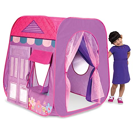 Playhut Beauty Boutique Play Tent  sc 1 st  Amazon.com & Amazon.com: Playhut Beauty Boutique Play Tent: Toys u0026 Games