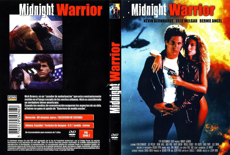 MIDNIGHT WARRIOR El guerrero de medianoche: Amazon.es: Amazon.es